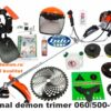 Demon motorni trimer FULL oprema